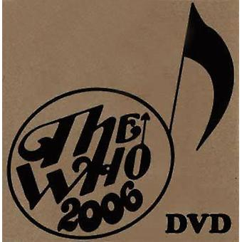 Who - Live: Vancouver Ca 10/08/06 [DVD] USA import