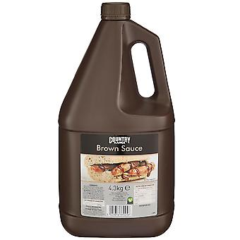 Country Range Brown Sauce