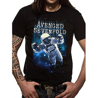 Avenged Sevenfold - Spaceman-Logo T-Shirt