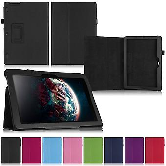 Flip & Stand Smart Cover Lenovo TAB 2 A10-70/TAB3 10 Black