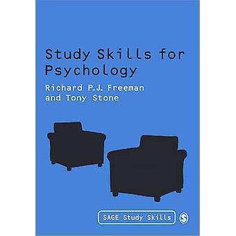 Studere færdigheder for psykologi - succes i din grad af Anthony Sto