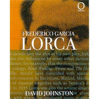 فريدريكو غارسيا لوركا ديفيد جونستون-كتاب 9781899791613