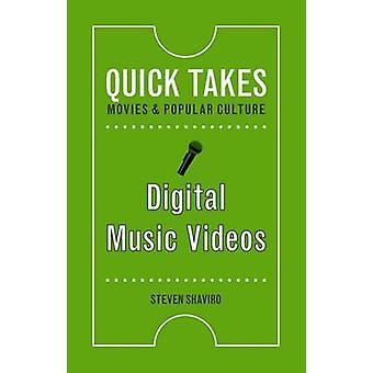 Digital musik videoer af Steven Shaviro - 9780813579535 bog