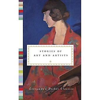 Stories of Art and Artists (Everyman's Pocket Classics)
