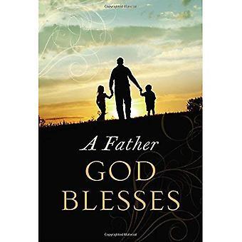 Een vader-God zegent