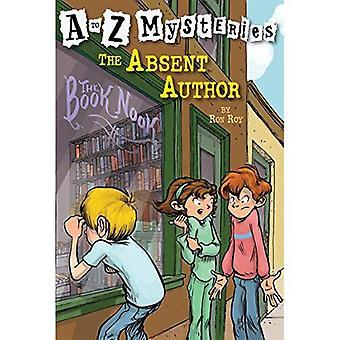 O caso do autor ausente (da a Z mistérios)