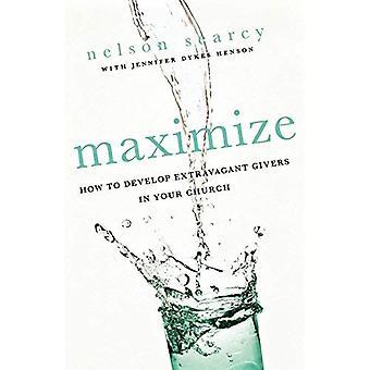 Maximiser: Comment développer des prestataires Extravagant dans votre église