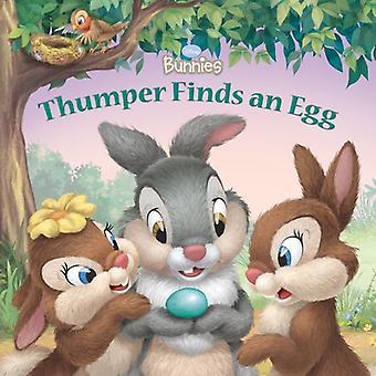 Thumper vindt een ei (Disney konijnen)
