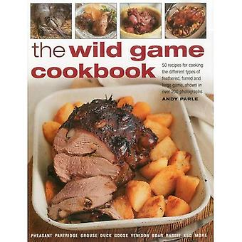 Cookbook jeu sauvage