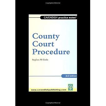 County Court Procedure