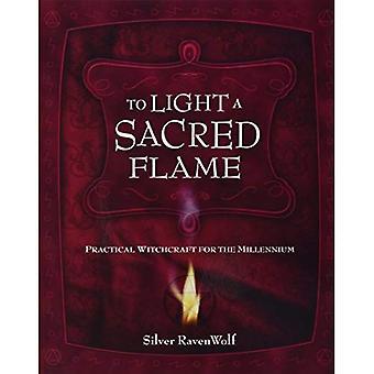 Aan het licht van een heilige vlam: praktische hekserij voor het Millennium