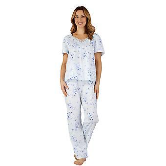 Slenderella PJ3124 Women's Jersey Pajama Pyjama Set