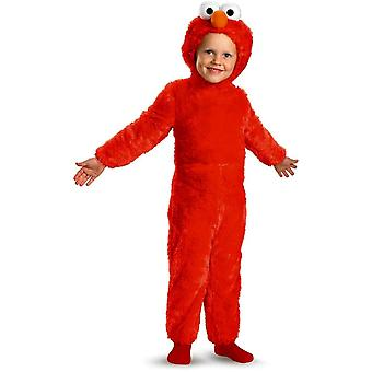 Elmo Sesame Street buksetrold kostume