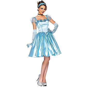 Cinderella Deluxe Kostüm Erwachsene