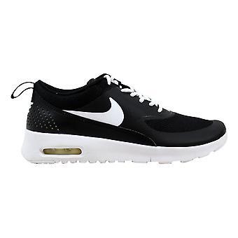 Nike Air Max Thea Black/White  Grade-School 814444-006 Size 3.5 Medium