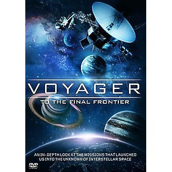 Voyager: Till yttersta gränsen [DVD] USA import
