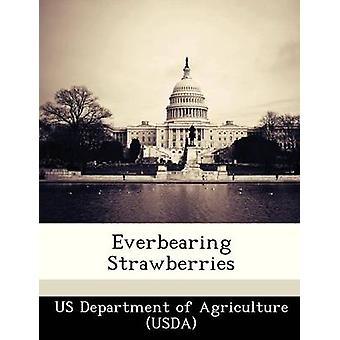 Everbearing Strawberries by US Department of Agriculture USDA