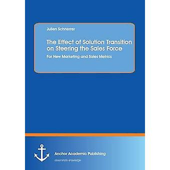 The Effect of Solution Transition on Steering the Sales Force For New Marketing and Sales Metrics by Schnerrer & Julien