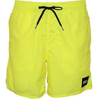 O'Neill Vert helfärgade Swim Shorts, Pyranine gul
