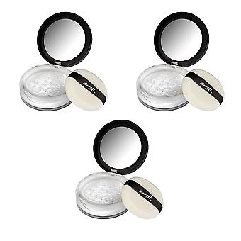 Barry M 3 X Barry M Ready Set Smooth Loose Powder