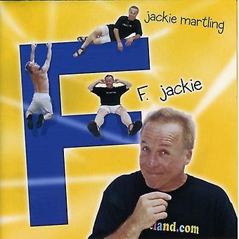Jackie Martling - F Jackie [CD] USA import
