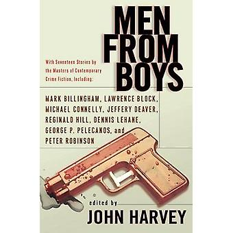 Men from Boys by Professor Department of Aeronautics John Harvey - 97