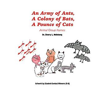 An Army of Ants - a Colony of Bats - a Pounce of Cats - Animal Group N