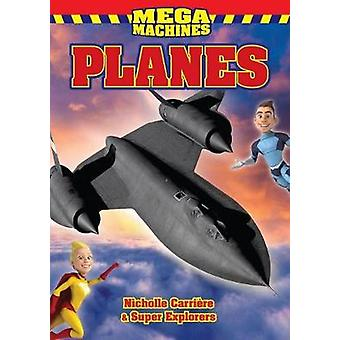 Planes by Nicholle Carriere - 9781926700748 Book