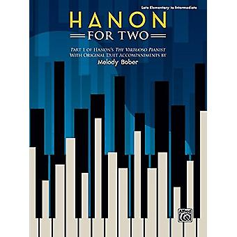 Hanon for Two - Part 1 of Hanon's the Virtuoso Pianist with Original D
