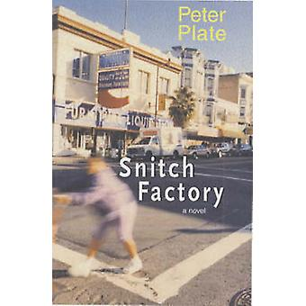 Snitch Factory by Peter Plate - 9781583222584 Book