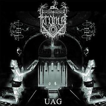 Tomb - Uag [CD] USA import