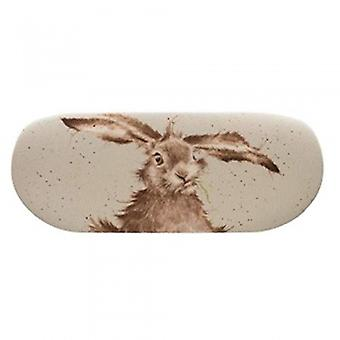 Wrendale Designs Hare Okulary Case
