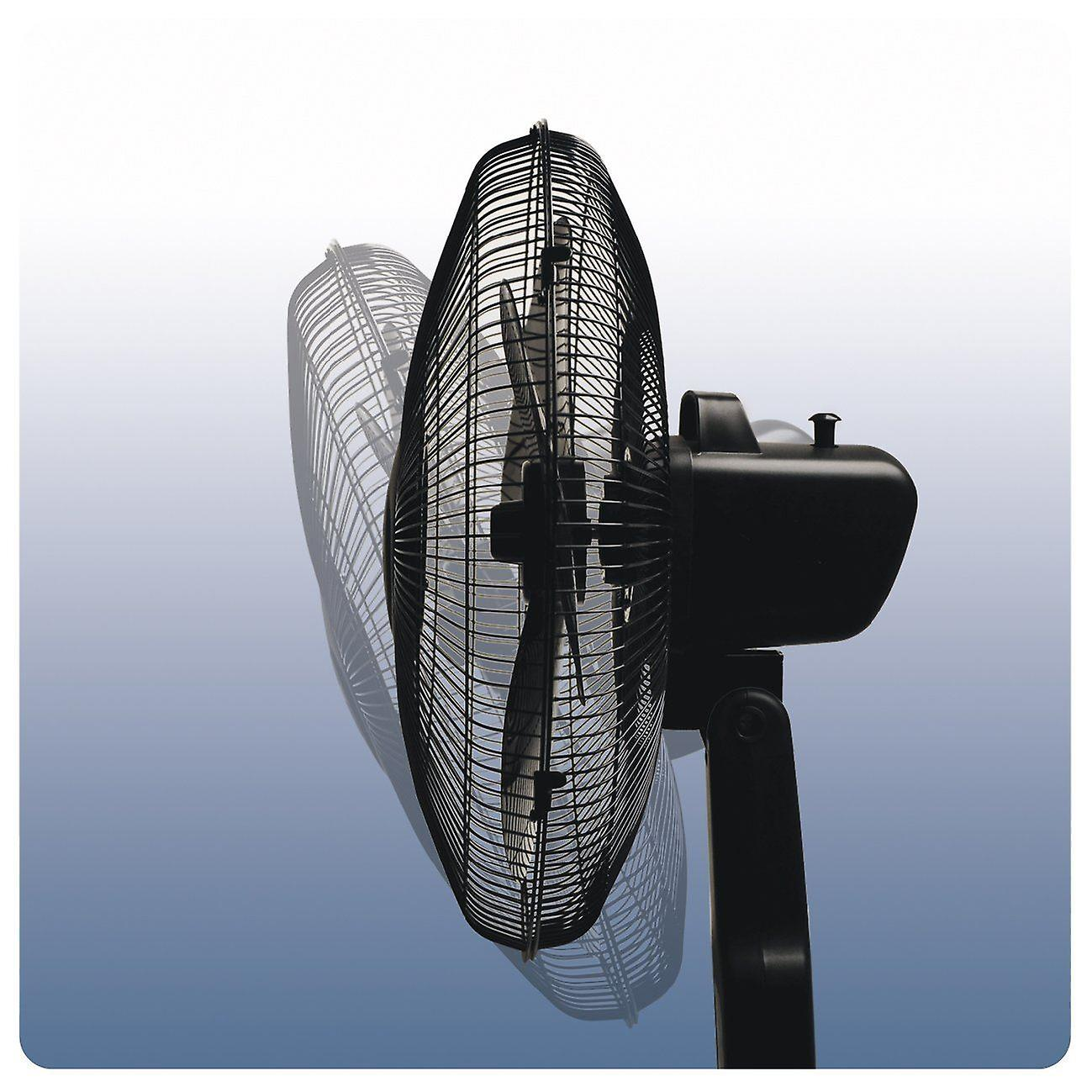Honeywell QuietSet Pedestal Oscillating Stand Fan