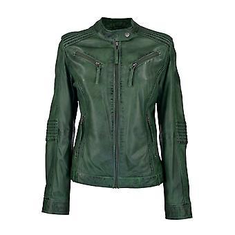Women's leather jacket Luisa