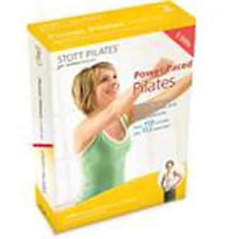 Stott Pilates: Power Pilates (3PC) [DVD] USA import