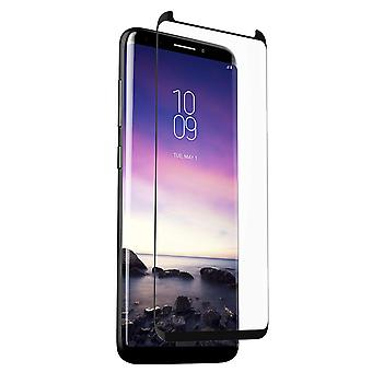 ZAGG InvisibleShield glas curve Elite Screen Protector voor Galaxy S9 plus-bulk verpakking