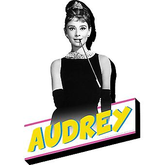 Magnet - Audrey Hepburn - Breakfast Licensed Gifts Toys 95154