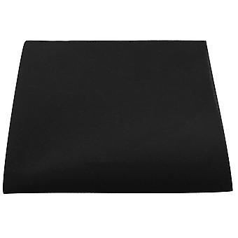 Luxury Black Velvet Pocket Square, näsduk