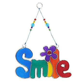 Smile Suncatcher Mobile