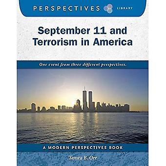September 11 and Terrorism in America (Perspectives Library: Modern Perspectives)