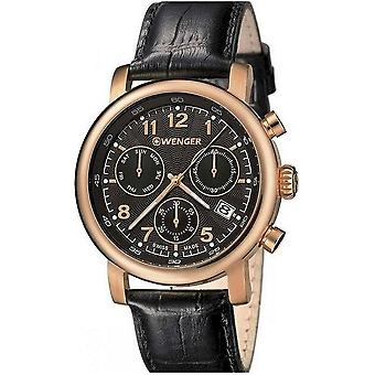 Wenger Men's Watch 01.1043.107 Chronographs