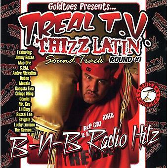 Treal TV Thizz Latijnse Soundtrack - Treal TV Thizz Latijnse Soundtrack [CD] USA importeren