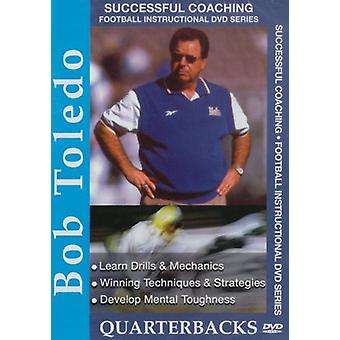 Bob Toledo: Quarterbacks [DVD] USA import