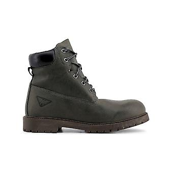 Docksteps - Shoes - Ankle boots - ROCCIA-BOOT_1636_DKGREY - Men - darkgray - 45