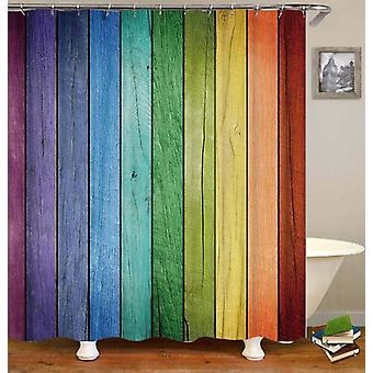 Tendere doccia Rainbow Wooden Deck