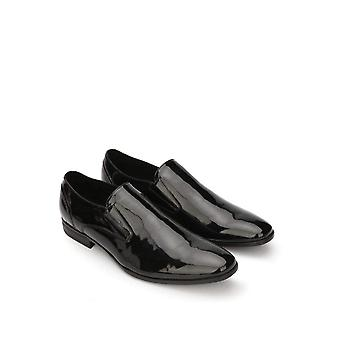 Kenneth Cole REACTION Edison patent slip-on klänning loafer