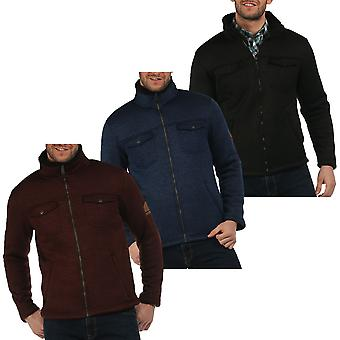 Regaty Mens Pikes Polar Full Zip Chest Pocket Jacket