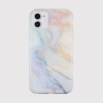 Eco Friendly iPhone 11 Case Printed Opulent Marble Back Shell
