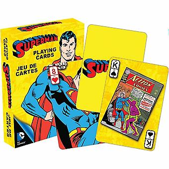 Superman Retro Karty do gry