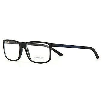 Polo Ralph Lauren PH2126 5505 Matte Black Glasses